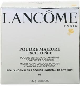 Lancôme Poudre Majeure Excellence pudra  pentru ten normal spre uscat