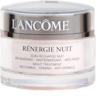 Lancôme Rénergie Restoring Firming Anti - Wrinkle Night Treatment For All Types Of Skin