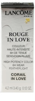 Lancôme Rouge in Love rúzs