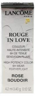 Lancôme Rouge in Love šminka