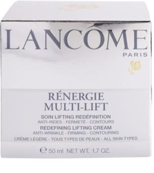 Lancôme Rénergie Multi-Lift crème légère rajeunissante visage