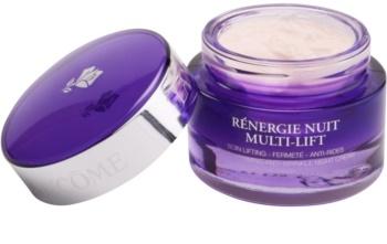 Lancôme Rénergie Multi-Lift Festigende Nachtcreme gegen Falten für Gesicht und Hals