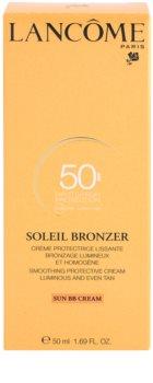 Lancôme Soleil Bronzer Face Sun Cream  SPF50