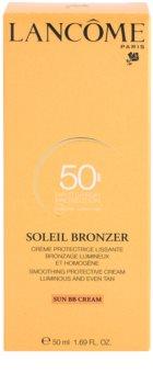 Lancôme Soleil Bronzer opaľovací krém na tvár SPF 50