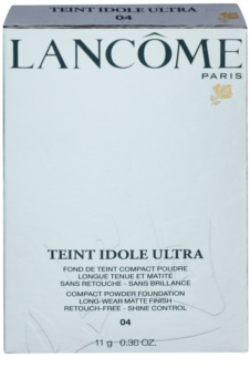 Lancôme Teint Idole Ultra Compact kompaktný púder pre matný vzhľad