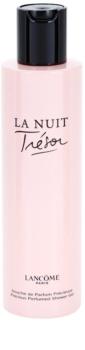 Lancôme La Nuit Trésor gel douche pour femme 200 ml
