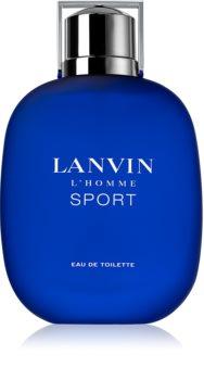 Lanvin L'Homme Sport eau de toilette pour homme 100 ml