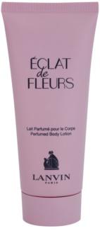 Lanvin Éclat de Fleurs mleczko do ciała dla kobiet 100 ml