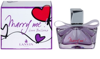 Lanvin Marry Me! Love Balloons Eau de Parfum voor Vrouwen  50 ml