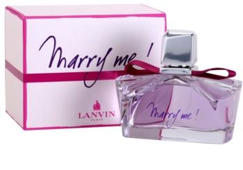 Lanvin Marry Me! eau de parfum pentru femei 75 ml