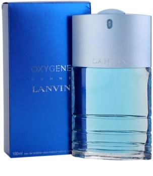 Lanvin Oxygene Homme eau de toilette férfiaknak 100 ml