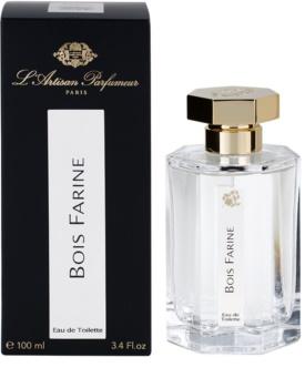 L'Artisan Parfumeur Bois Farine Eau de Toilette unissexo 100 ml