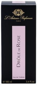 L'Artisan Parfumeur Drôle de Rose Eau de Toilette for Women 100 ml
