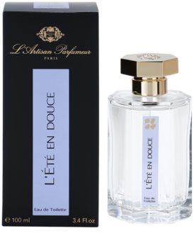 L'Artisan Parfumeur L'Été en Douce eau de toilette pour femme 100 ml