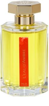 L'Artisan Parfumeur L'Eau d'Ambre Eau de Toilette voor Vrouwen  100 ml