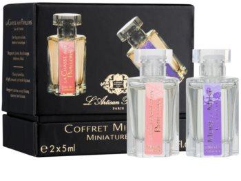 L'Artisan Parfumeur Mini coffret cadeau V.