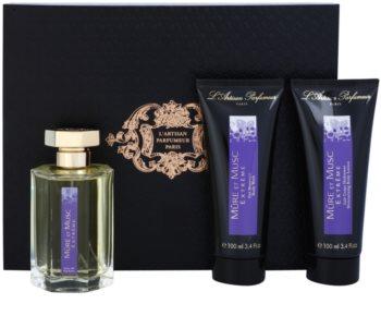 L'Artisan Parfumeur Mûre et Musc Extrême ajándékszett I.
