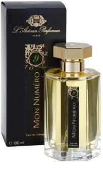 L'Artisan Parfumeur Mon Numero 9 Eau de Cologne unissexo 100 ml