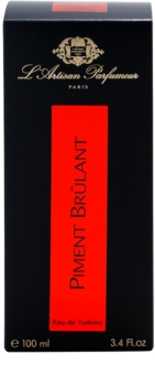 L'Artisan Parfumeur Piment Brûlant eau de toilette mixte 100 ml