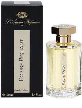 L'Artisan Parfumeur Poivre Piquant Eau de Toilette unissexo 100 ml