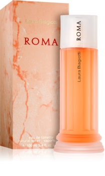 Laura Biagiotti Roma Eau de Toilette for Women 100 ml