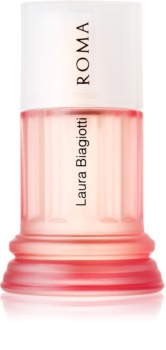 Laura Biagiotti Roma Rosa Eau de Toilette voor Vrouwen  50 ml