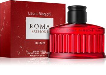 Laura Biagiotti Roma Passione Uomo Eau de Toilette Herren 125 ml