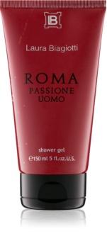 Laura Biagiotti Roma Passione Uomo gel doccia per uomo 150 ml