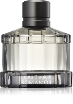 Laura Biagiotti Romamor Uomo Eau de Toilette for Men 75 ml