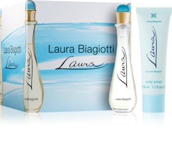 Laura Biagiotti Laura Gift Set IV.