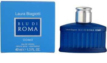 Laura Biagiotti Blu Di Roma UOMO eau de toilette per uomo 40 ml