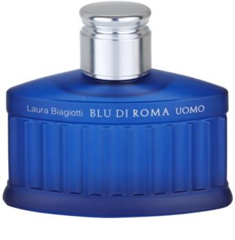 Laura Biagiotti Blu Di Roma UOMO Eau de Toilette for Men 125 ml