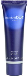 Laura Biagiotti Due Uomo sprchový gel pro muže 50 ml (bez krabičky)