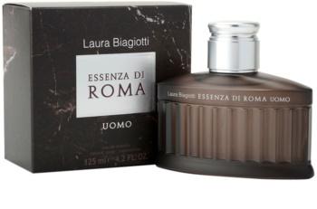 Laura Biagiotti Essenza di Roma Uomo eau de toilette para hombre 125 ml