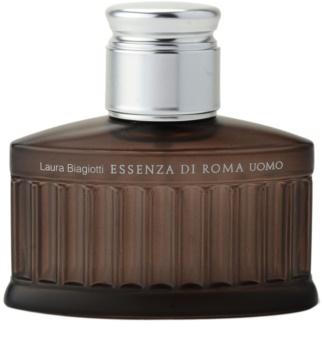 Laura Biagiotti Essenza di Roma Uomo woda toaletowa dla mężczyzn 125 ml