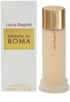 Laura Biagiotti Essenza di Roma Eau de Toilette voor Vrouwen  100 ml
