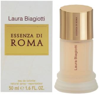Laura Biagiotti Essenza di Roma eau de toilette nőknek 50 ml