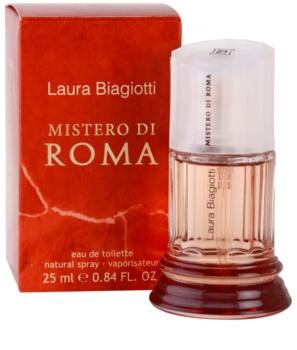 Laura Biagiotti Mistero di Roma Donna Eau de Toilette für Damen 25 ml