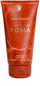 Laura Biagiotti Mistero di Roma Donna gel de duche para mulheres
