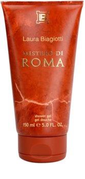 Laura Biagiotti Mistero di Roma Donna gel de dus pentru femei 150 ml