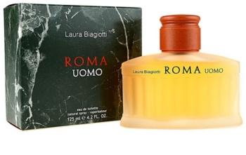 Laura Biagiotti Roma Uomo Eau de Toilette für Herren 125 ml