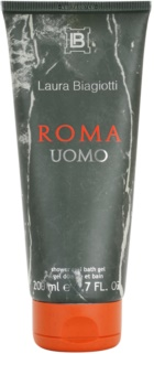 Laura Biagiotti Roma Uomo gel de dus pentru barbati 200 ml
