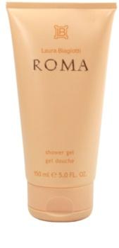 Laura Biagiotti Roma Duschgel für Damen 150 ml