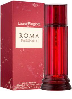 Laura Biagiotti Roma Passione Eau de Toilette for Women 100 ml