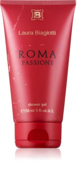 Laura Biagiotti Roma Passione Douchegel voor Vrouwen  150 ml
