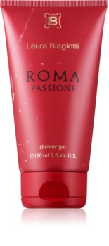 Laura Biagiotti Roma Passione Duschgel für Damen 150 ml