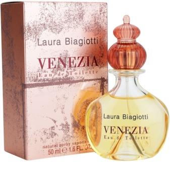 Laura Biagiotti Venezia woda toaletowa dla kobiet 50 ml