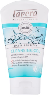 Lavera Basis Sensitiv Gel Facial Cleanser