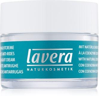 Lavera Basis Sensitiv Q10 omlazující noční krém