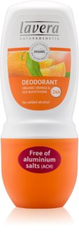 Lavera Body Spa Orange Feeling dezodorant roll-on